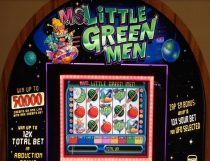 Little Green Man Slot - Photo