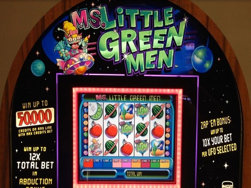Little Green Man Slot