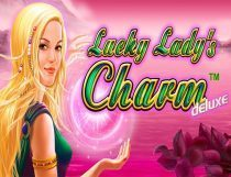Lucky Lady's Charm Deluxe Slot - Photo