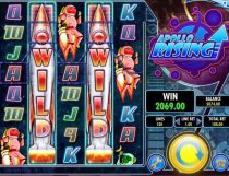 Apollo Rising Slot - Photo