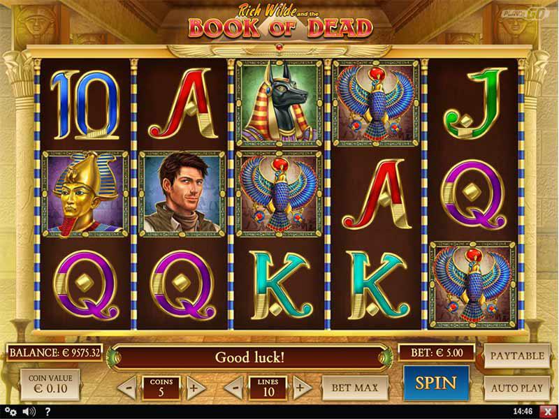 Slot Book
