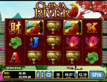 China River Slot - Photo