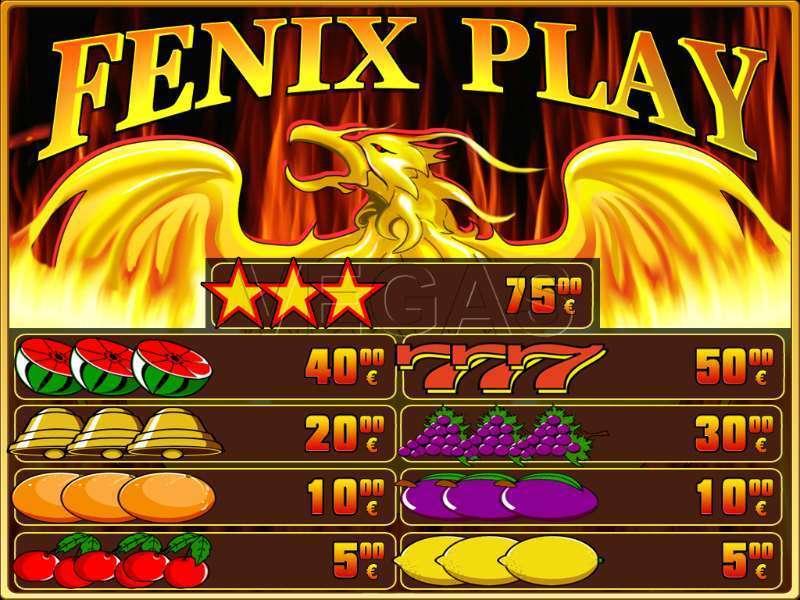 Fenix Play Slot