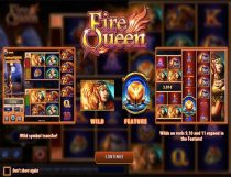 Fire Queen Slot - Photo