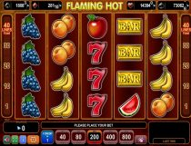 Flaming Hot Slot - Photo