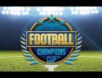 Football Champions Cup Slot - Photo