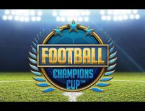 Football Champions Cup Slot - Photo