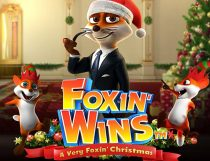 Foxin' Wins A Very Foxin' Christmas Slot - Photo