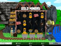 Gold Miners Slot - Photo