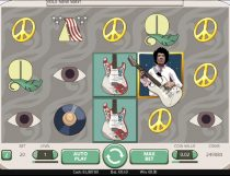 Jimi Hendrix Slot - Photo