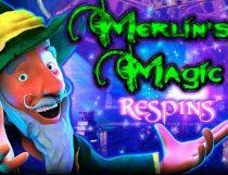 Merlin's Magic Respins Christmas Slot - Photo