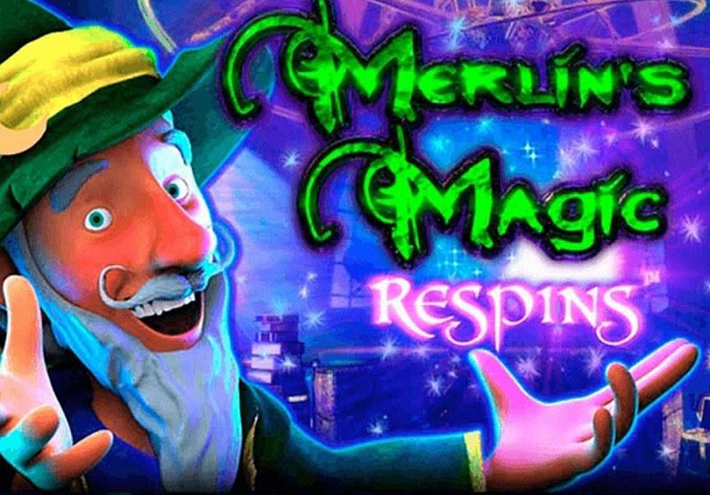 Merlin's Magic Respins Christmas Slot