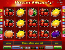 Power Stars Slot - Photo