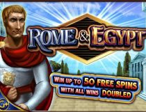 Rome and Egypt Slot - Photo