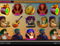 Safari Samba Slot - Photo