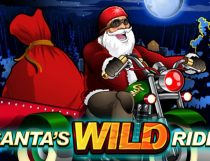 Santa's Wild Ride Slot - Photo