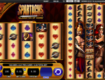 Spartacus Gladiator Of Rome Slot - Photo
