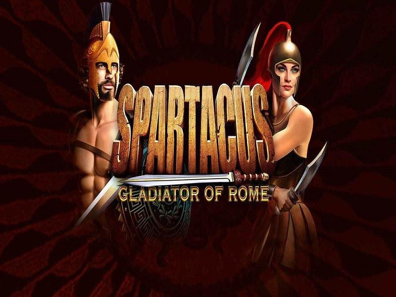 Spartacus Galdiator of Rome Slot