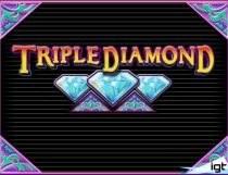Triple Diamond Slot - Photo