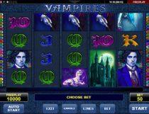 Vampires Slot - Photo
