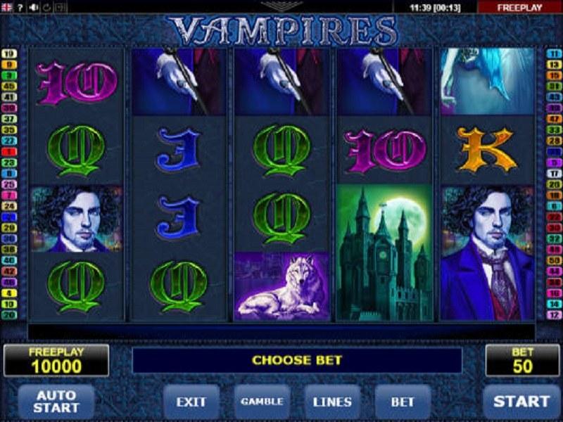 Vampires Slot