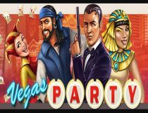 Vegas Party Slot - Photo