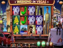 Weekend In Vegas Slot - Photo