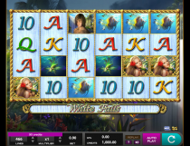 White Falls Slot - Photo