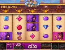 Wild Wishes Slot - Photo