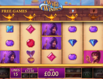 Wild Wishes Slot - Photo