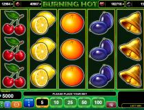 Burning Hot Slot - Photo