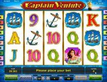 Captain Venture Slot - Photo