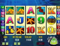 Dolphin Treasure Slot - Photo