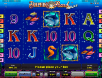 Dolphins Pearl Deluxe Slot - Photo