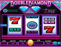 Double Diamond Slot - Photo