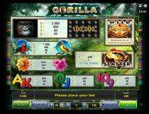 Gorilla Slot - Photo