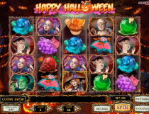 Happy Halloween Slot - Photo