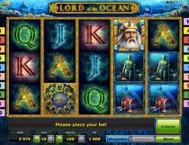 Lord Of The Ocean Slot - Photo