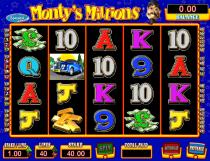Monty's Millions Slot - Photo