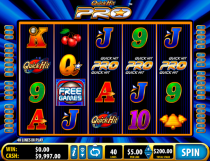 Quick Hit Pro Slot - Photo