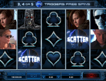 Terminator 2 Slot - Photo