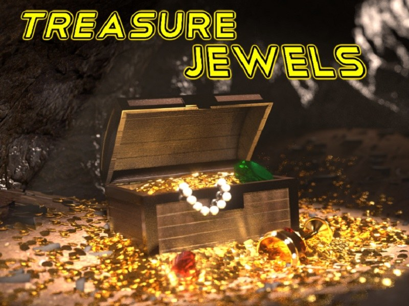 Treasure Jewels Slot