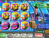 Vacation Station Deluxe Slot - Photo