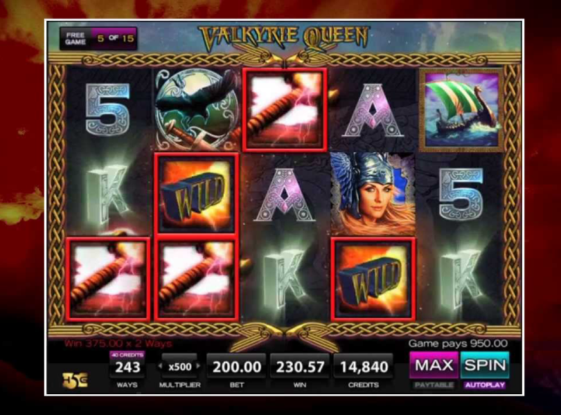 valkyrie queen