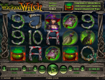 Wicked Witch Slot - Photo