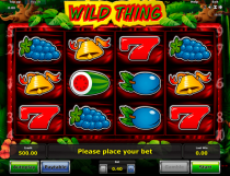 Wild Thing Slot - Photo