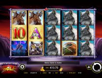 Winning Wolf Slot - Photo
