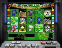 World Cup Slot - Photo