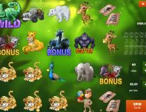 Zoo Slot - Photo